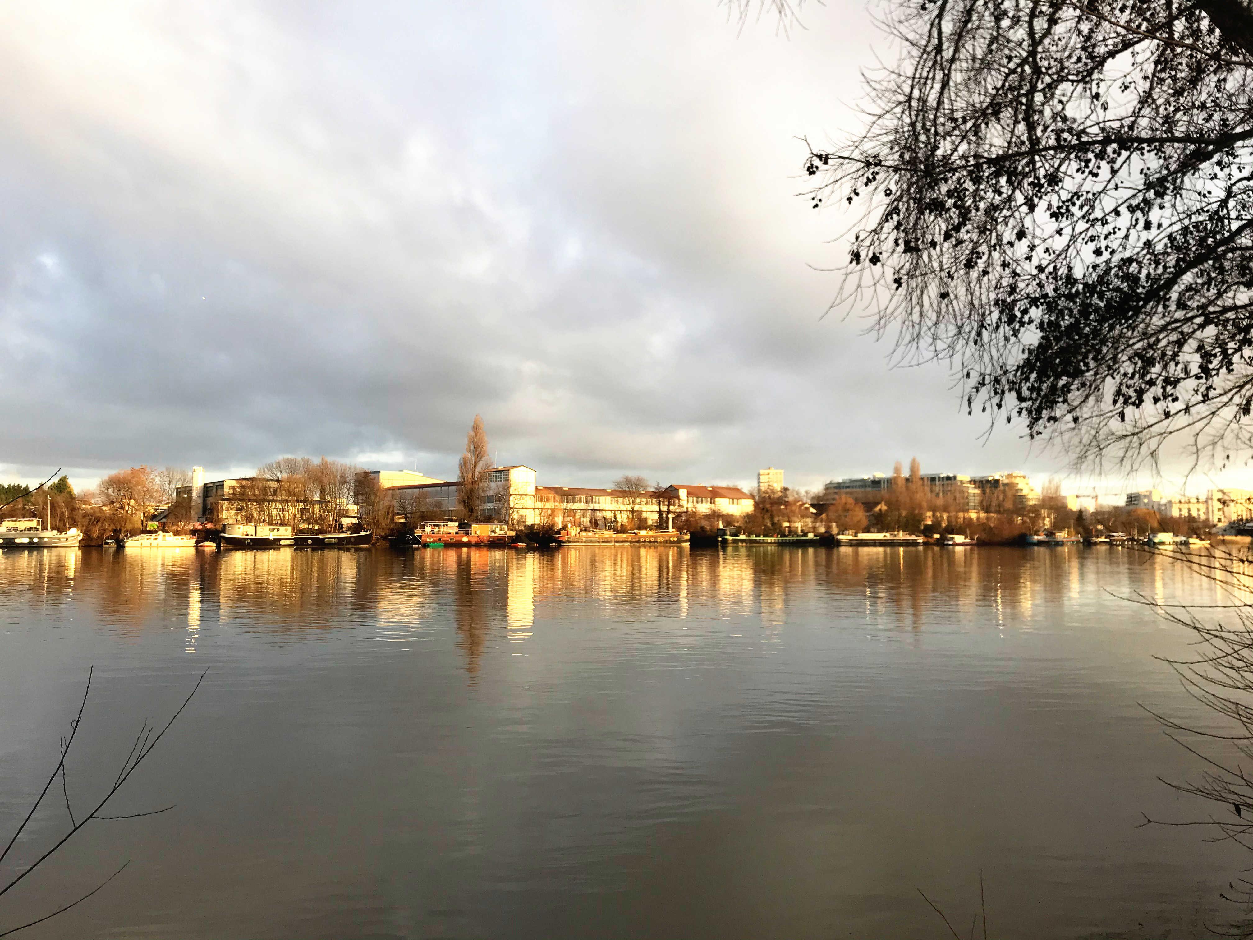 Bezons sur la Seine