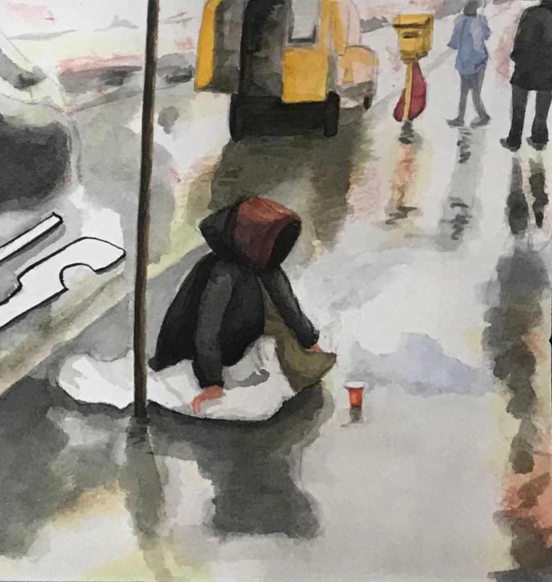 Paris, Dortoir des solitudes - 6
