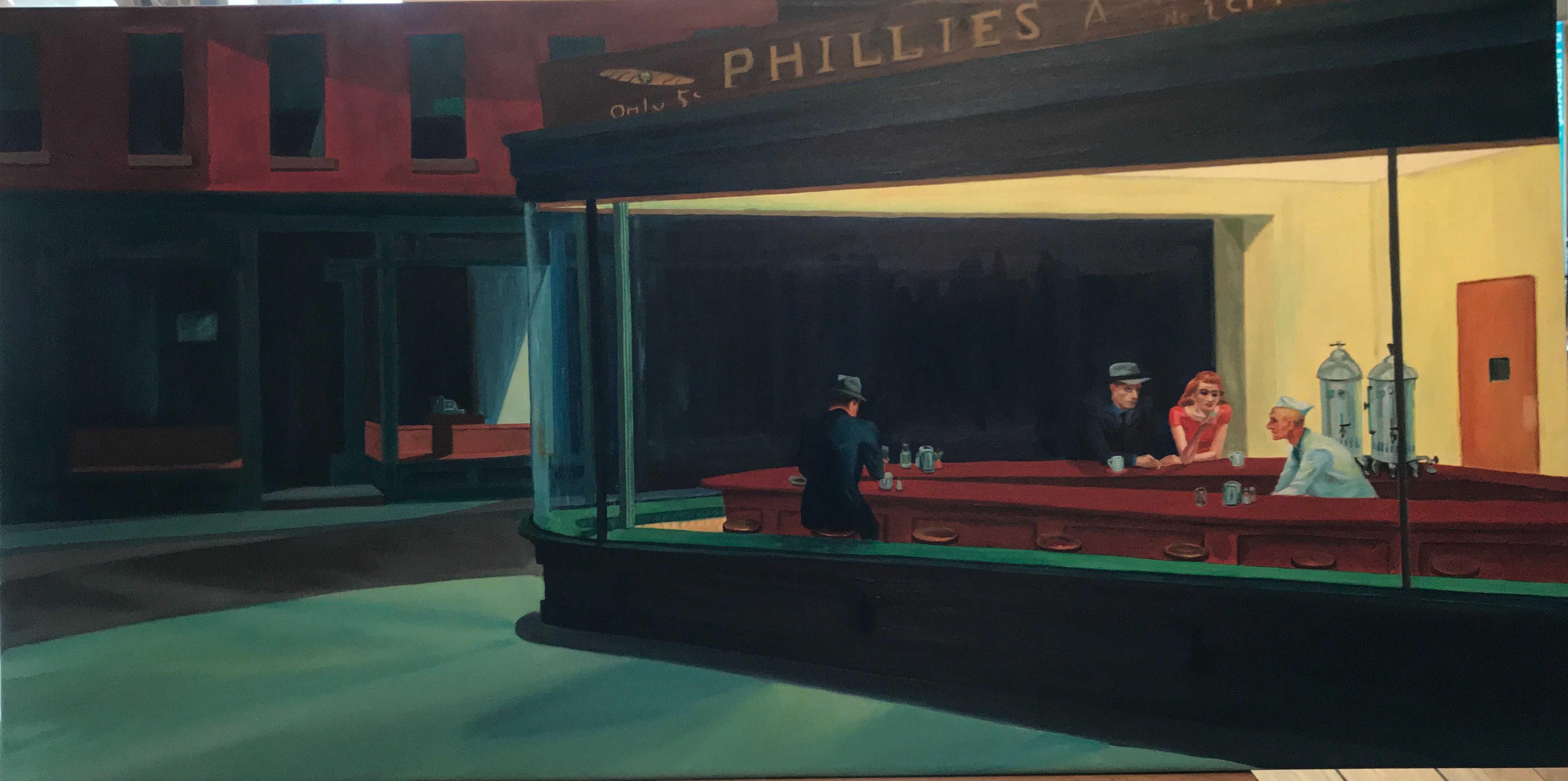 Nighthawks de Hopper