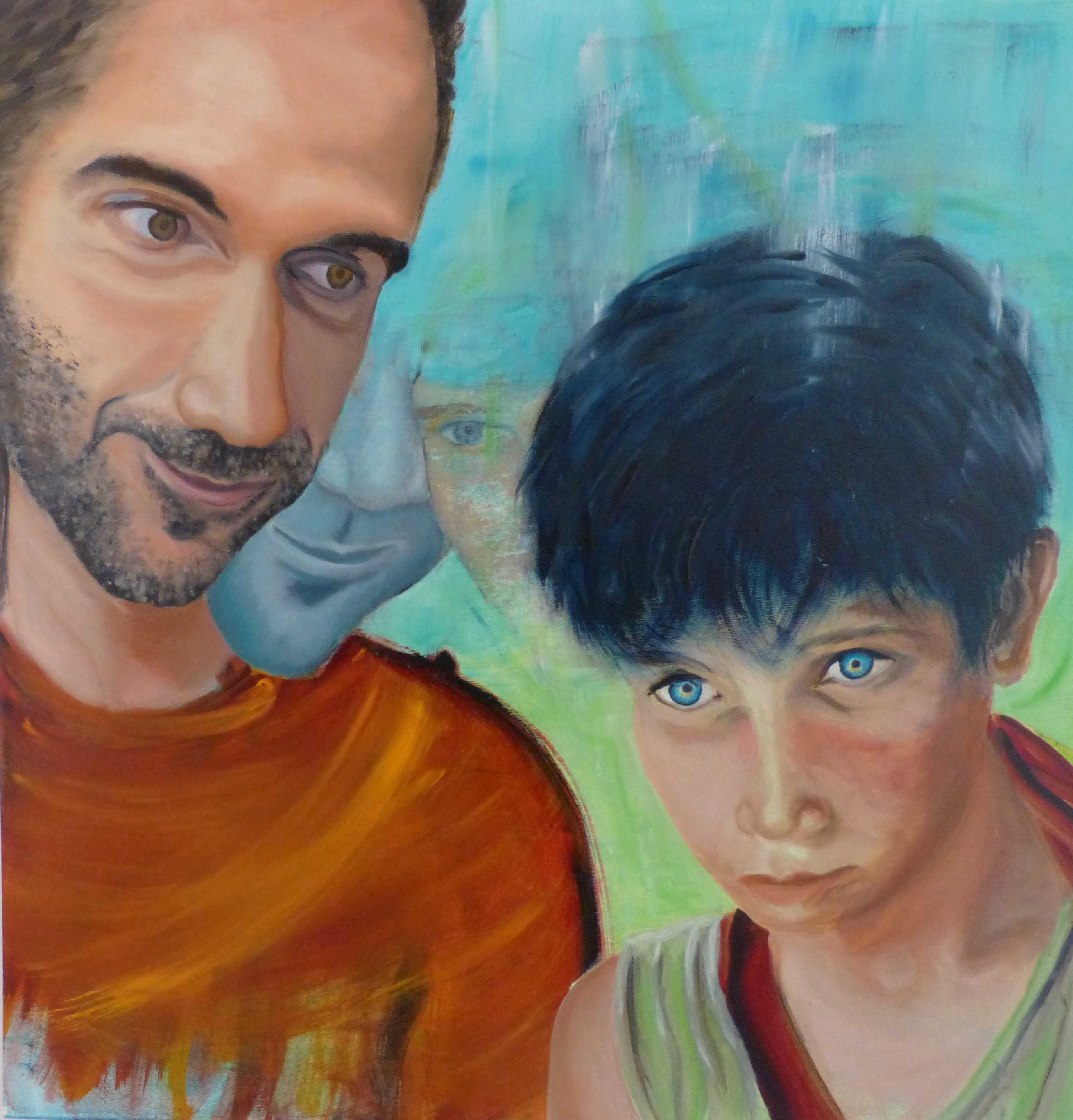 Nicolas et enfant