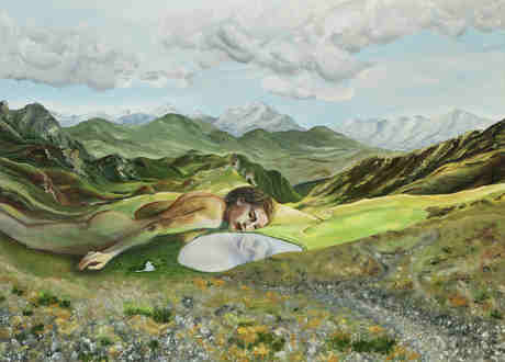 Queyras-Faire corps avec la nature