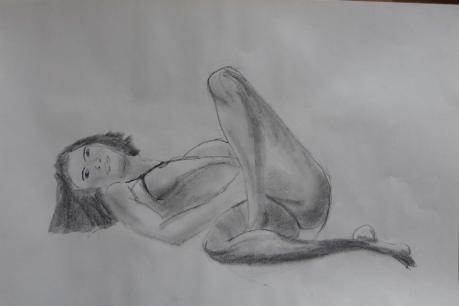 Nu femme 3