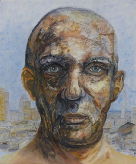 Portrait Homme d'après C Blanc